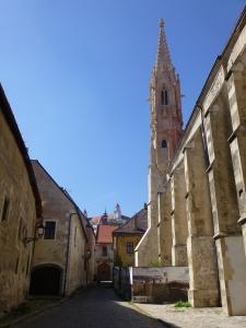 Small street - Bratislava