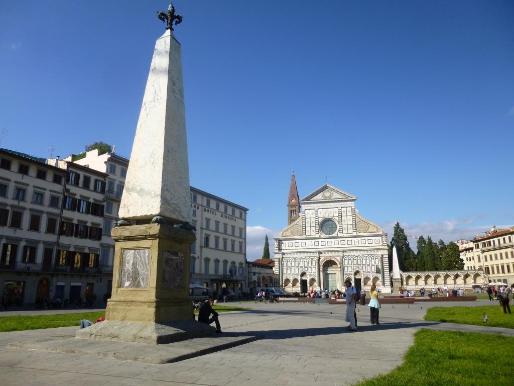 Basilica di Santa Maria Novella and the surrounding square