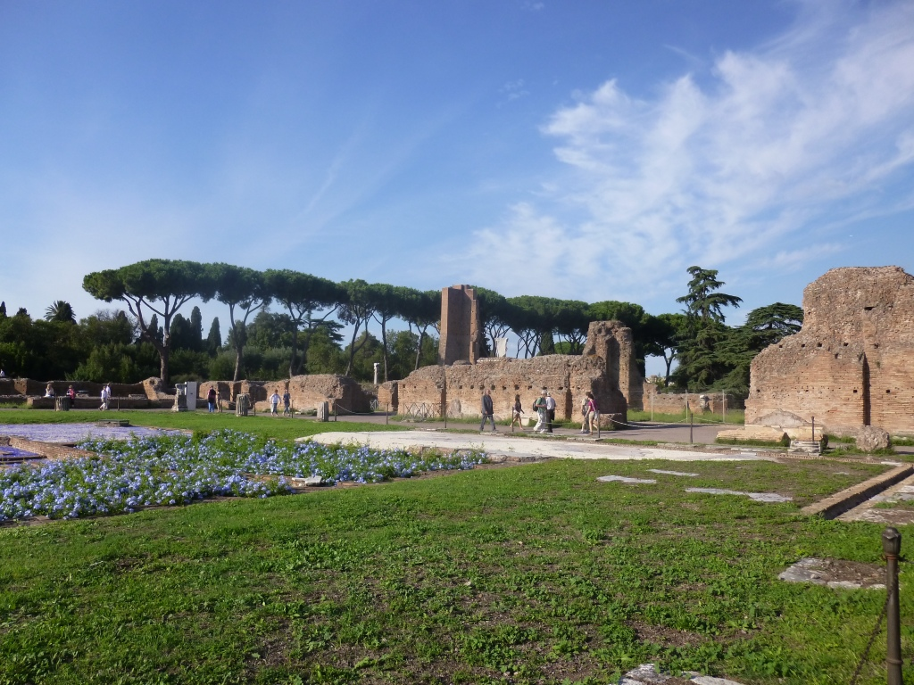 One part of the Palatine Hill