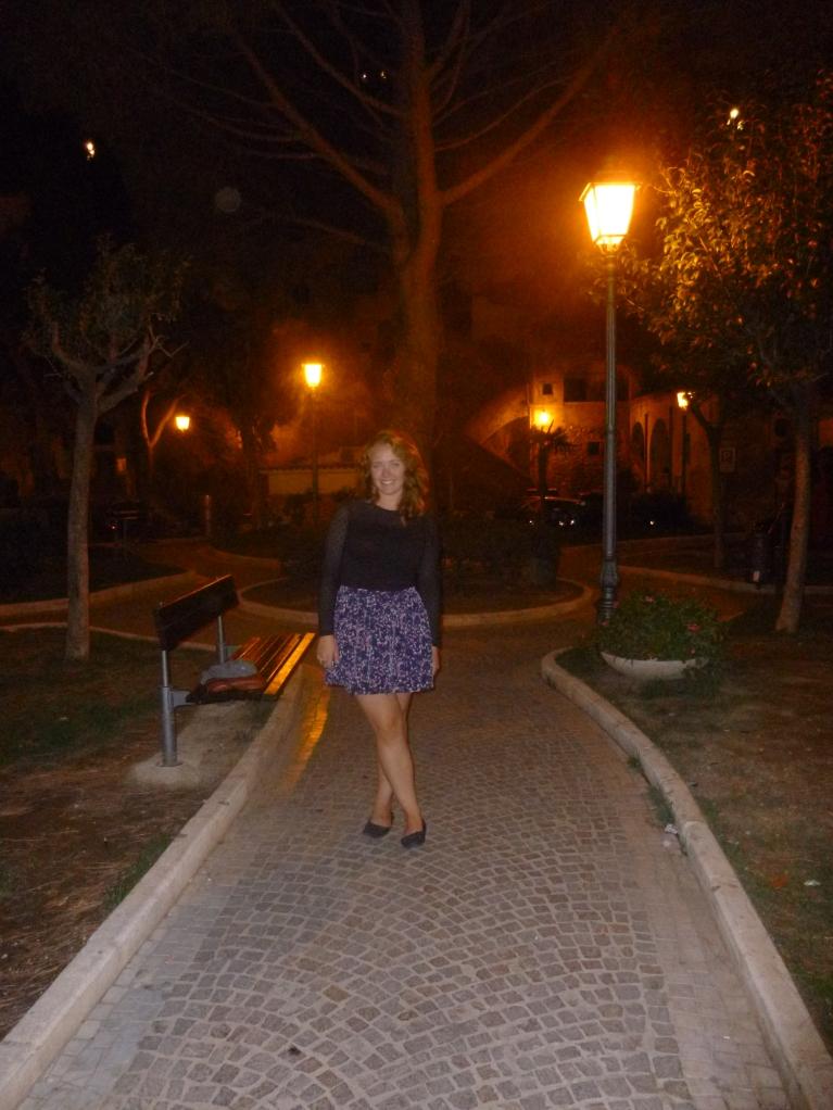 Me in Cetara