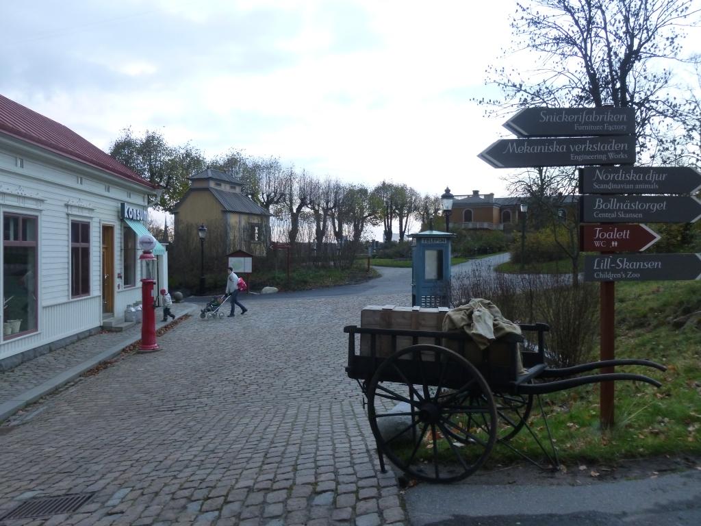 In Skansen