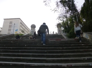 Monumental Stairs