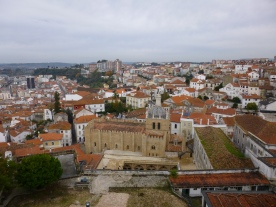 View of the old city