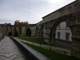 The aqueducts